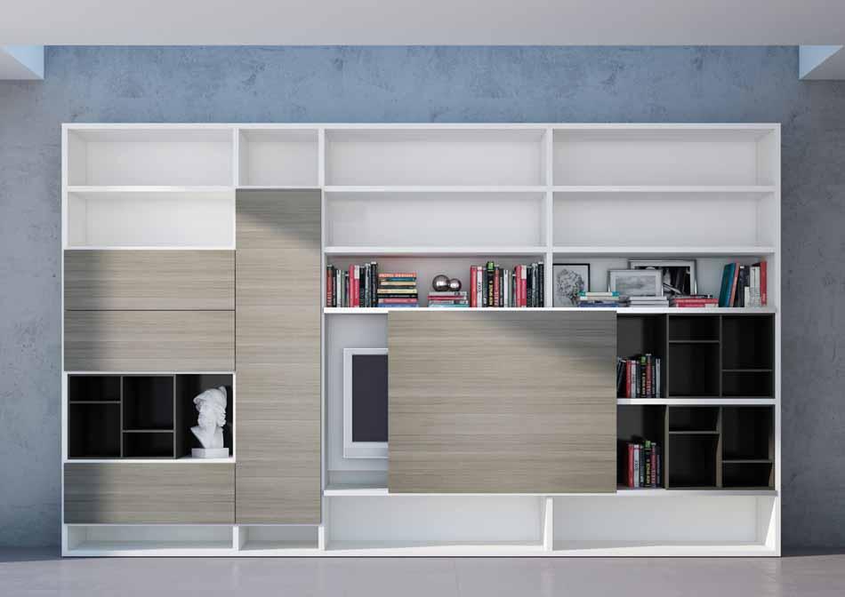 Kico Zona Librerie Moderne – Toscana Arredamenti – 131