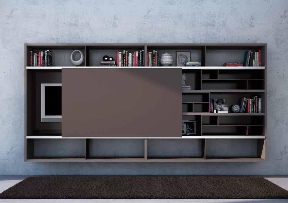 Kico Zona Librerie Moderne – Toscana Arredamenti – 134