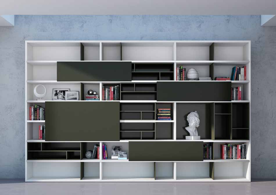 Kico Zona Librerie Moderne – Toscana Arredamenti – 138