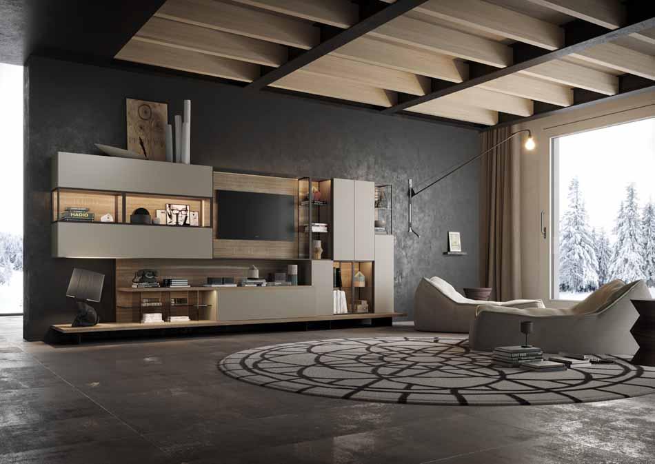 Kico Zona Living Moderna – Toscana Arredamenti – 101