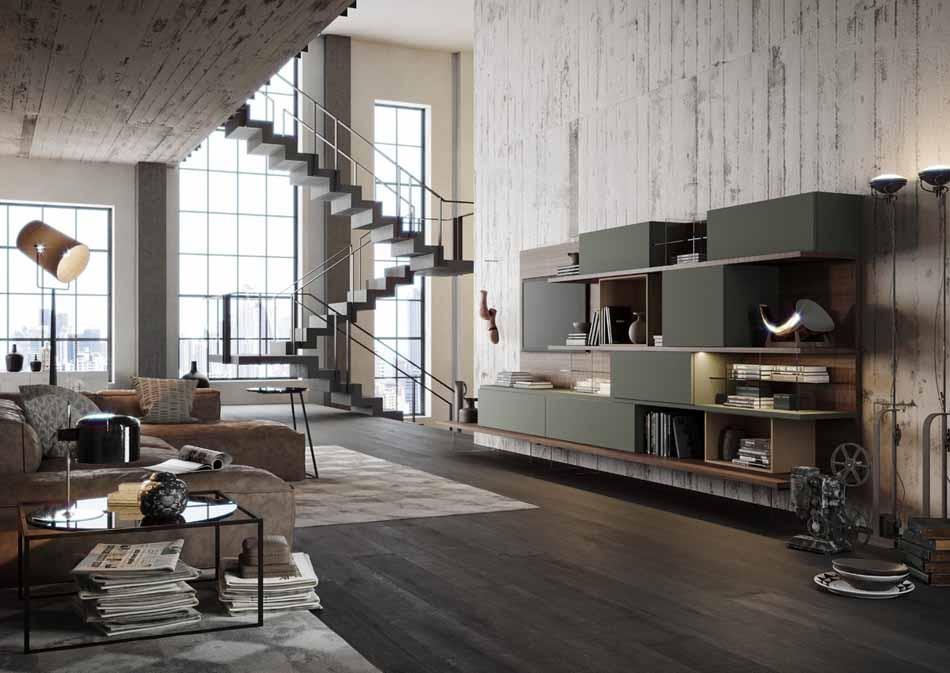 Kico Zona Living Moderna – Toscana Arredamenti – 103