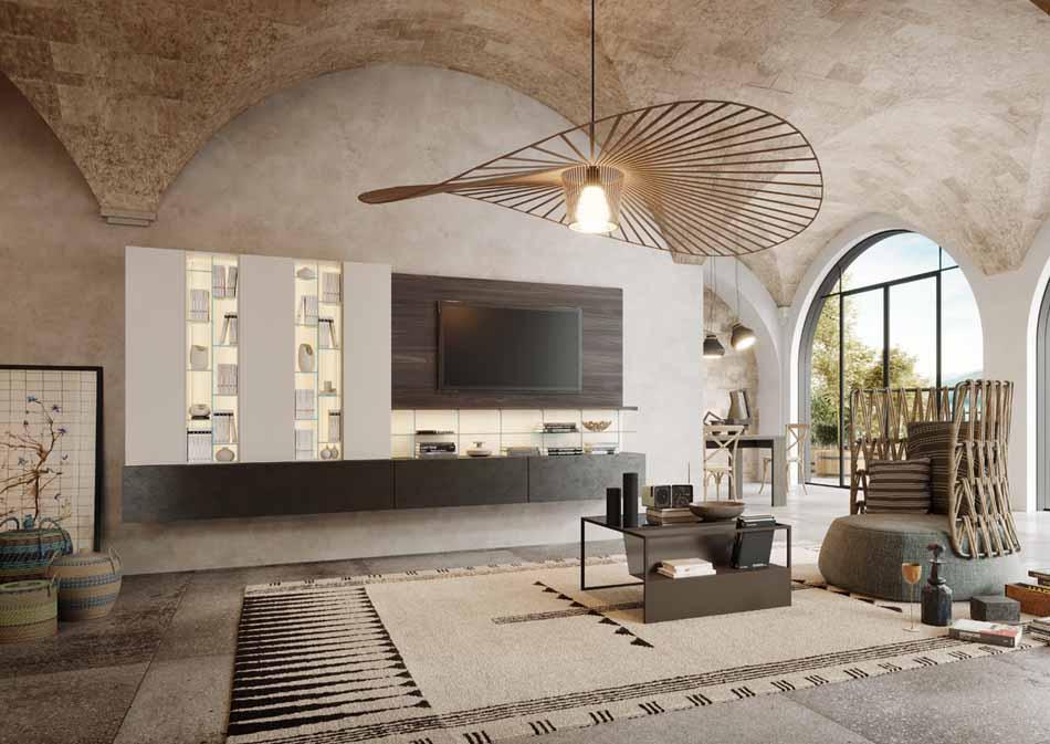 Kico Zona Living Moderna – Toscana Arredamenti – 104