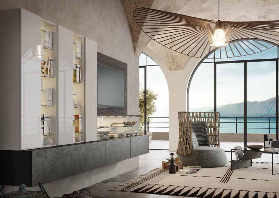 Kico Zona Living Moderna – Toscana Arredamenti – 105
