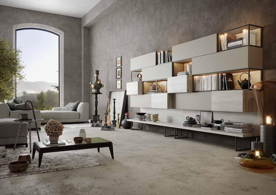 Kico Zona Living Moderna – Toscana Arredamenti – 106