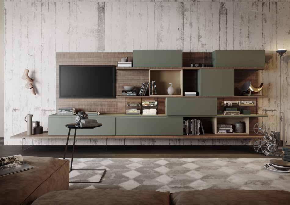 Kico Zona Living Moderna – Toscana Arredamenti – 107