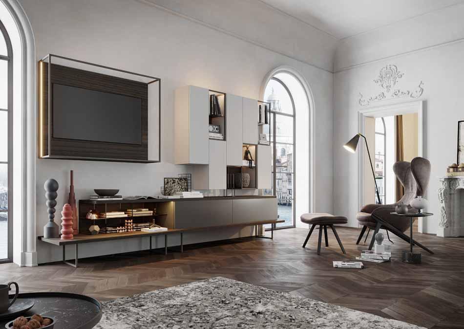 Kico Zona Living Moderna – Toscana Arredamenti – 108