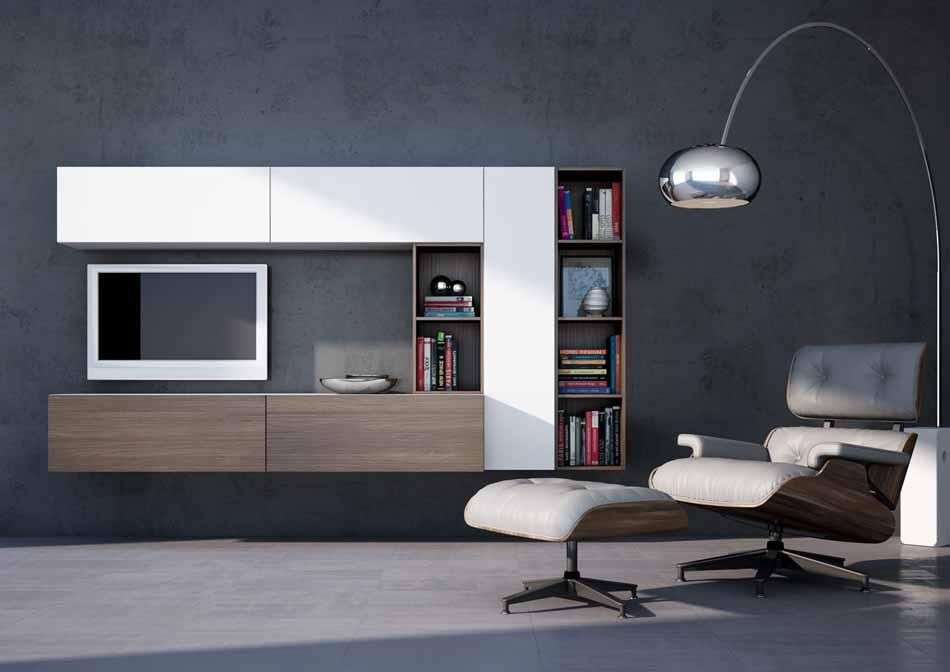 Kico Zona Living Moderna – Toscana Arredamenti – 110