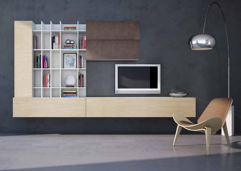 Kico Zona Living Moderna – Toscana Arredamenti – 112
