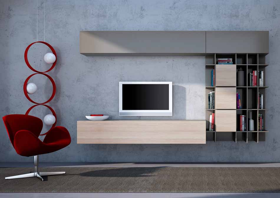 Kico Zona Living Moderna – Toscana Arredamenti – 113