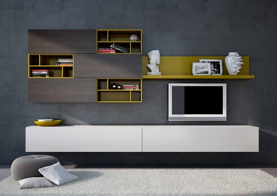 Kico Zona Living Moderna – Toscana Arredamenti – 116