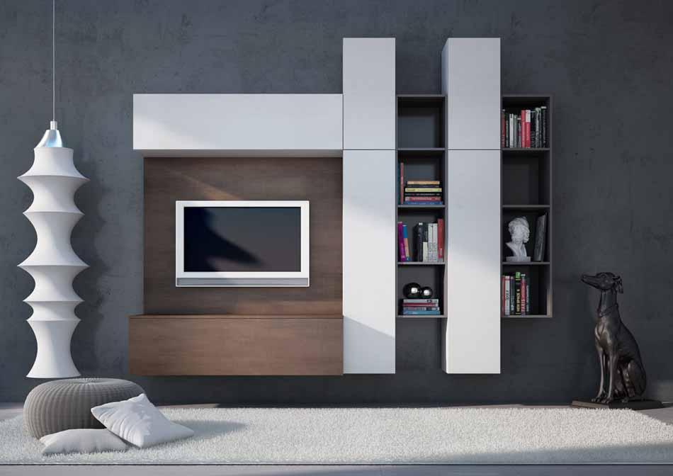 Kico Zona Living Moderna – Toscana Arredamenti – 121