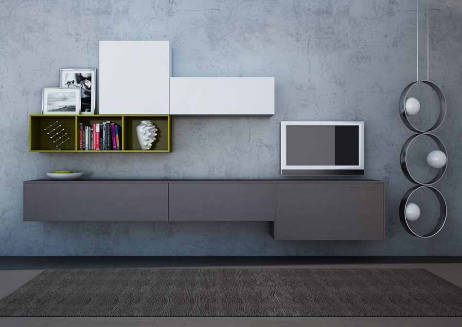 Kico Zona Living Moderna – Toscana Arredamenti – 123