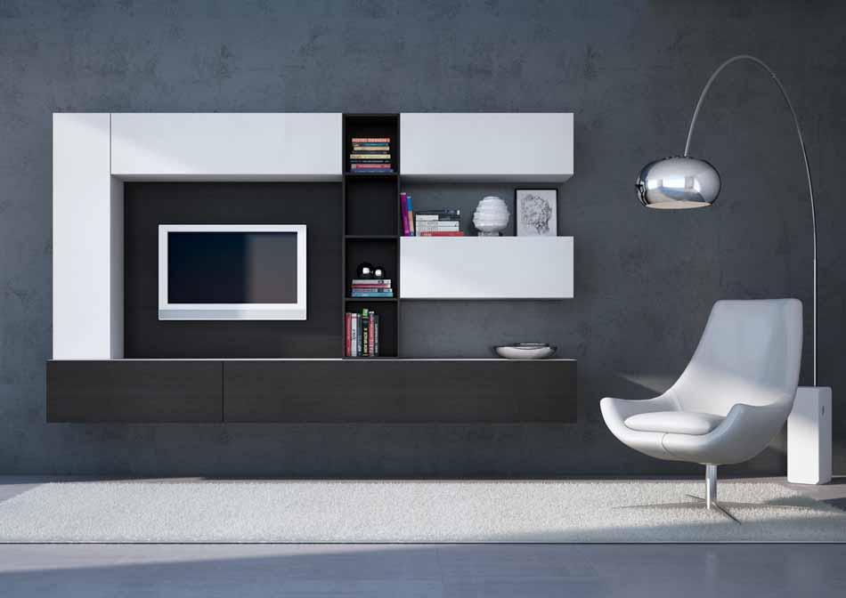 Kico Zona Living Moderna – Toscana Arredamenti – 124