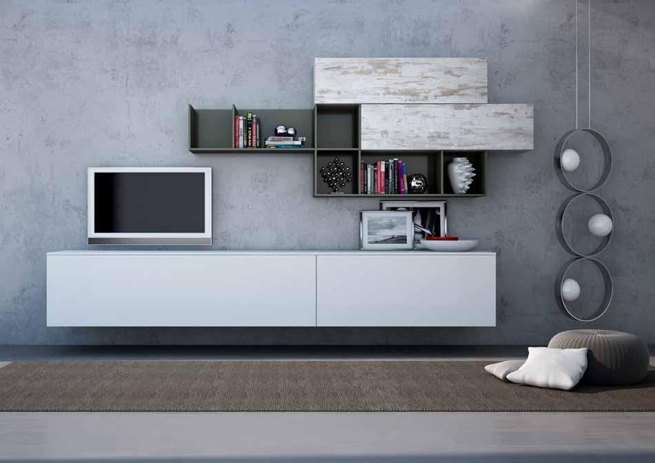 Kico Zona Living Moderna – Toscana Arredamenti – 125