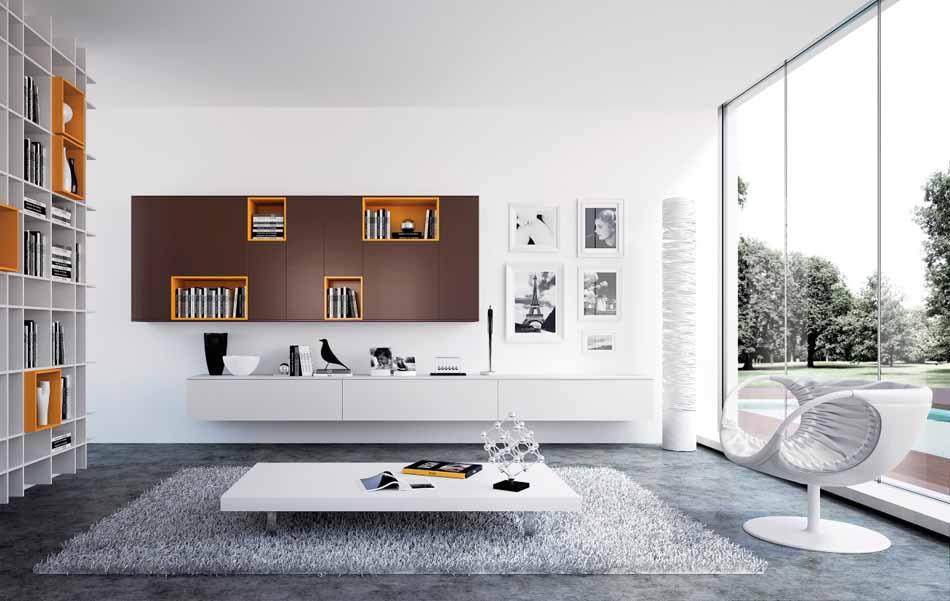 Kico Zona Living Moderna – Toscana Arredamenti – 136