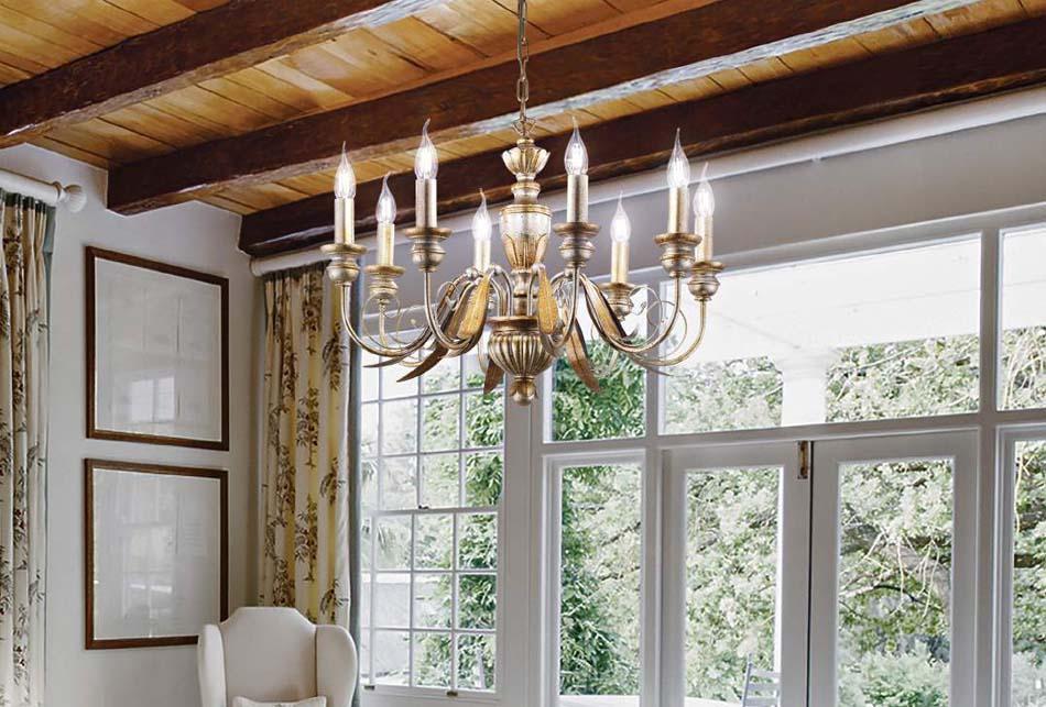 Lampade 19 sospese vintage Ideal Lux Dora – Toscana Arredamenti