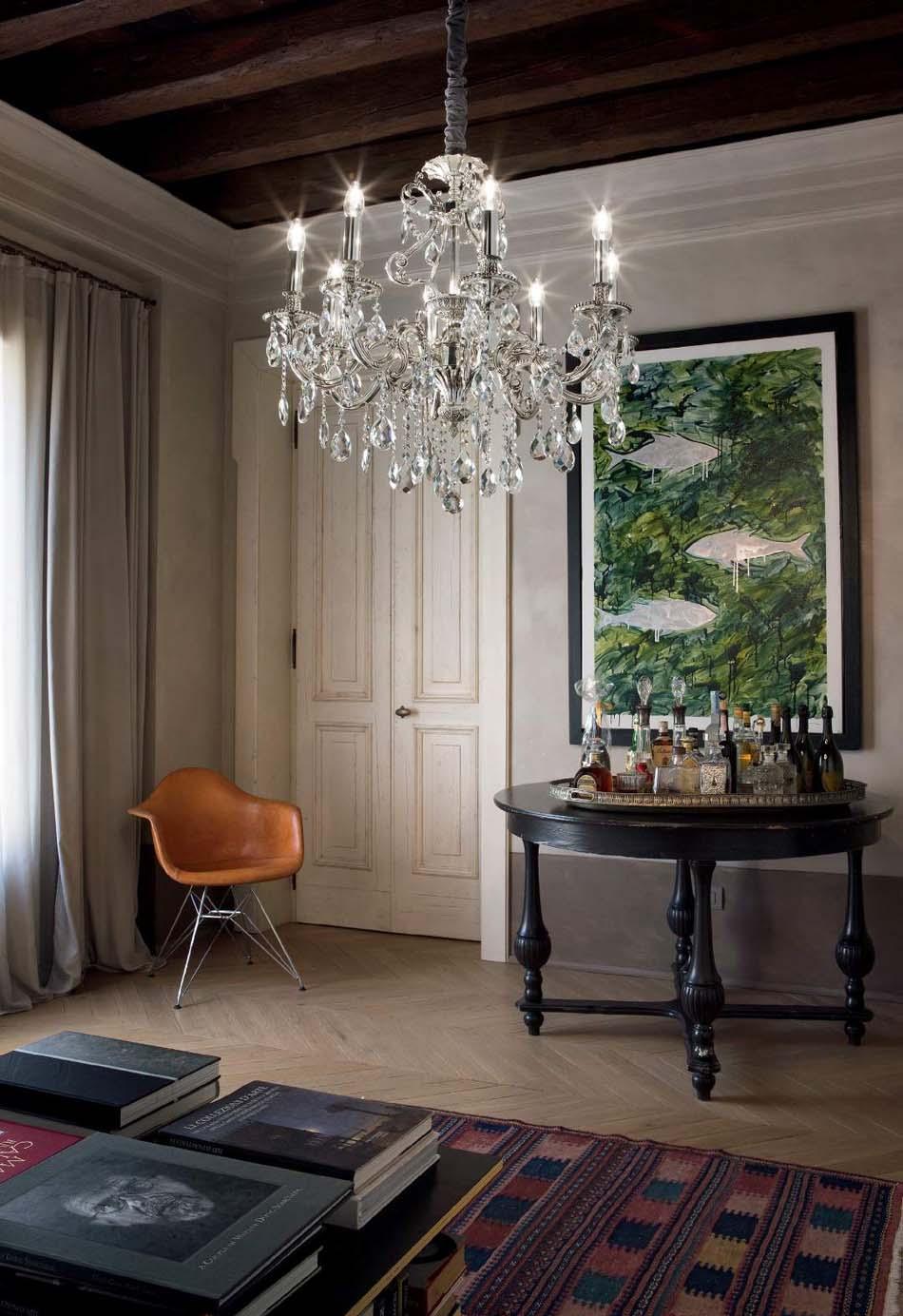 Lampade 24 sospese vintage Ideal Lux Gioconda – Toscana Arredamenti