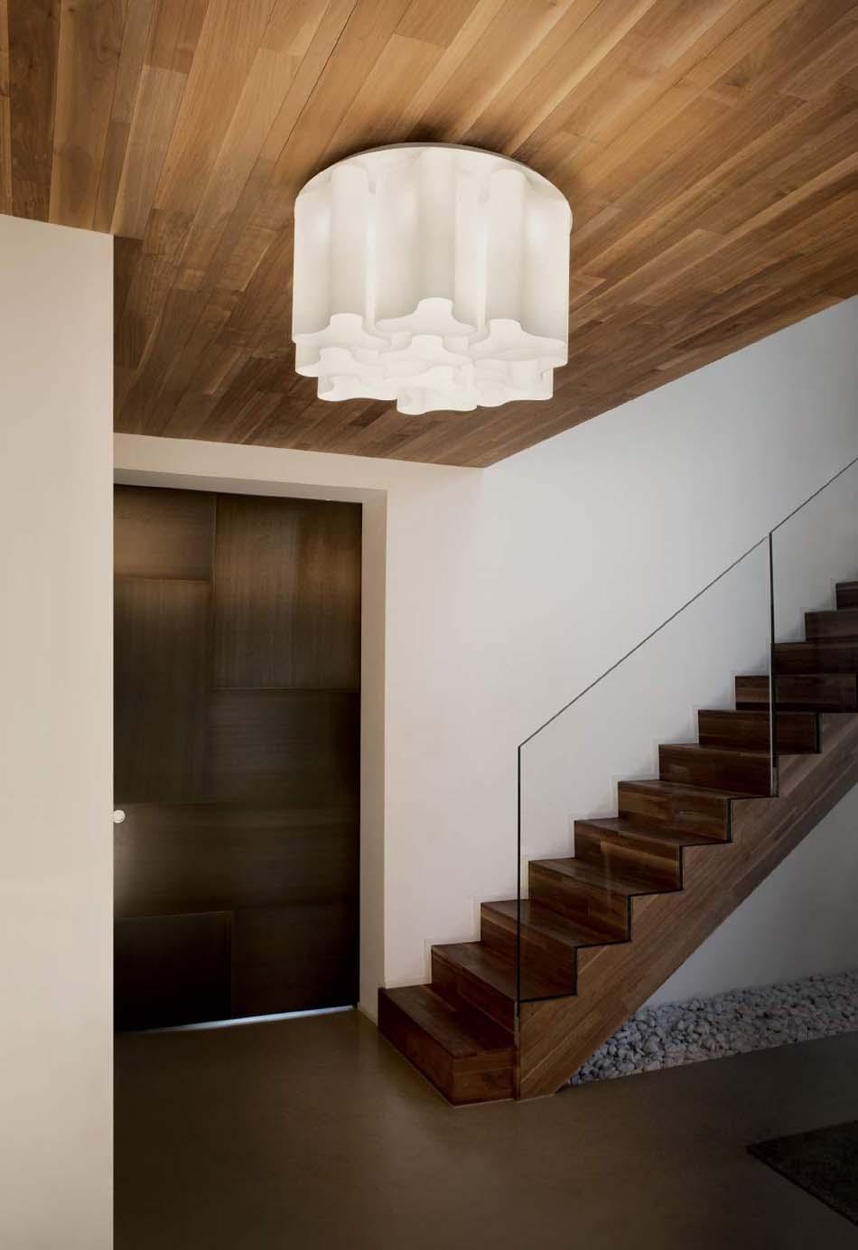 Lampade 25 soffitto parete Ideal Lux Compo – Toscana Arredamenti