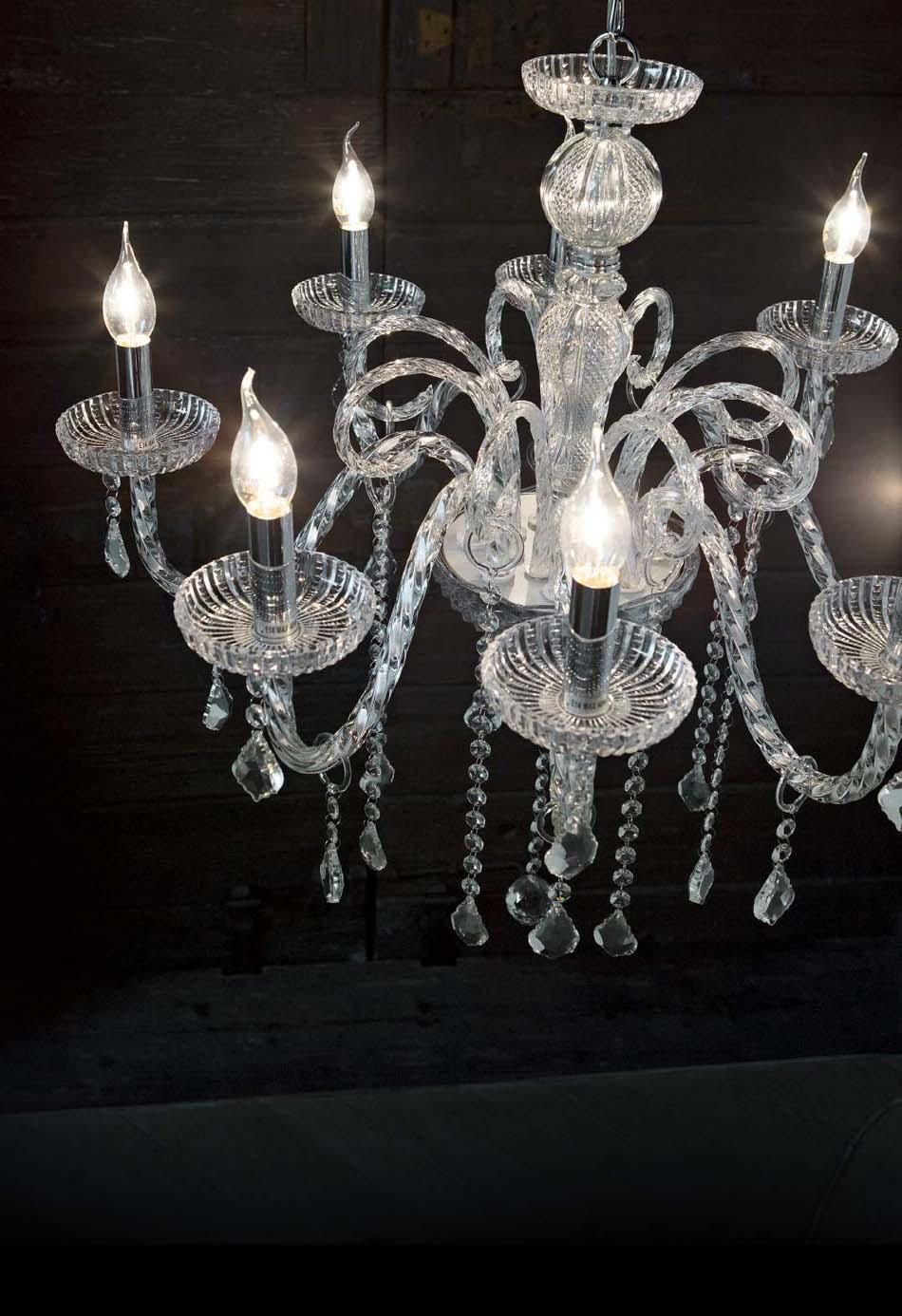 Lampade 25 sospese vintage Ideal Lux Giudecca – Toscana Arredamenti