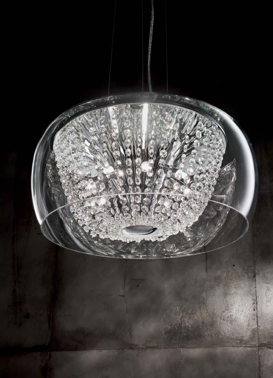 Lampade 26 sospese Ideal Lux Audi-61- Toscana Arredamenti