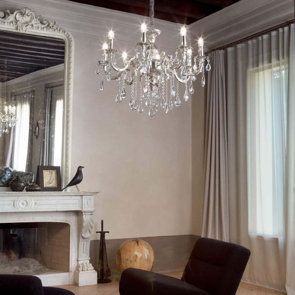 Lampade 26 sospese vintage Ideal Lux Impero – Toscana Arredamenti