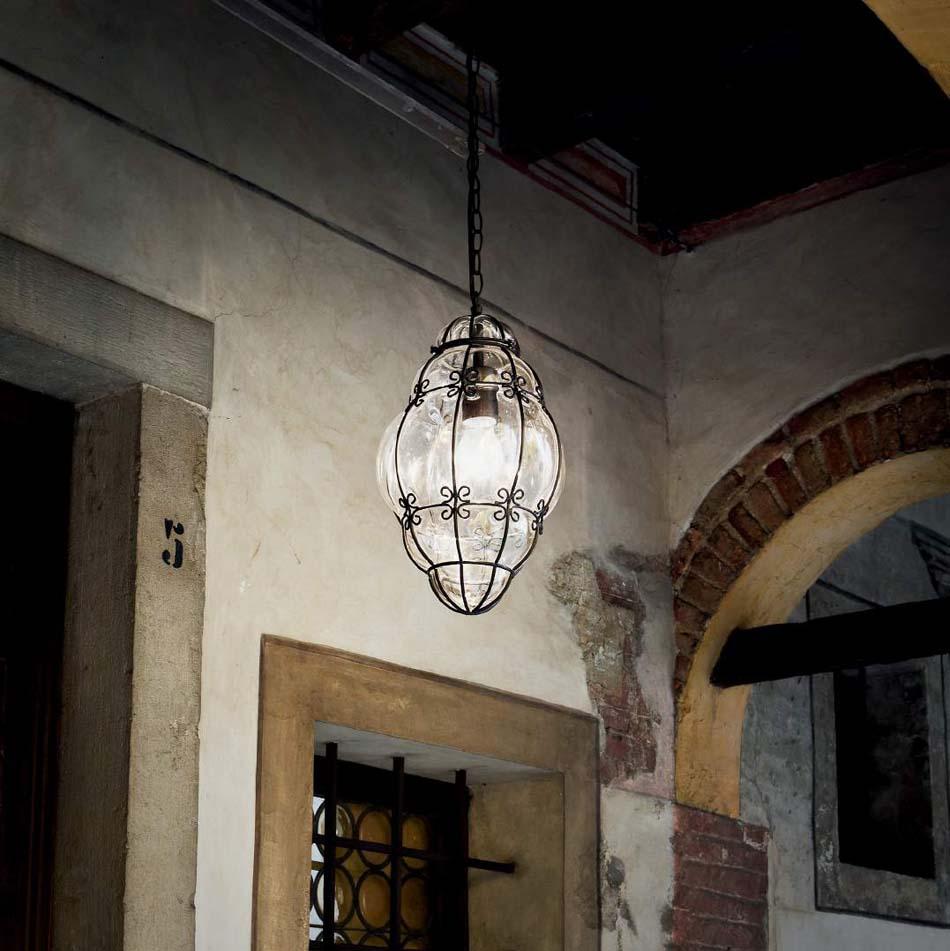 Lampade 29 sospese Ideal Lux Anfora – Toscana Arredamenti