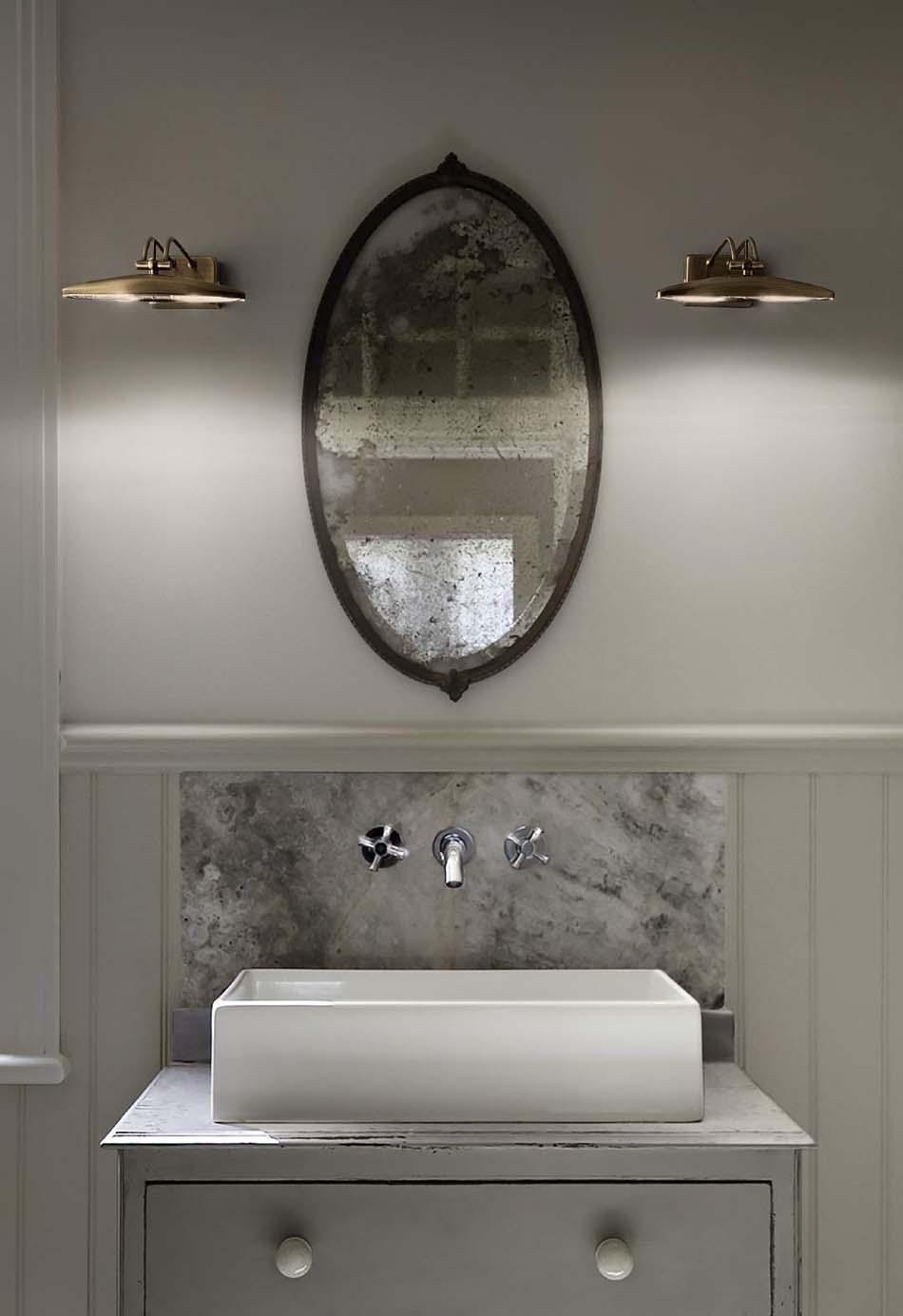 Lampade 31 soffitto parete Ideal Lux Mirror-20 – Toscana Arredamenti