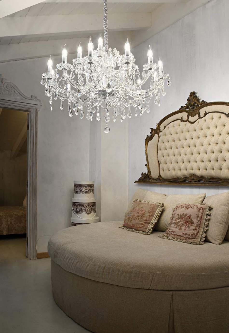 Lampade 31 sospese vintage Ideal Lux napoleon – Toscana Arredamenti