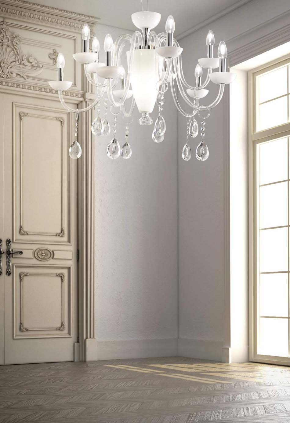 Lampade 36 sospese Ideal Lux Camelia – Toscana Arredamenti