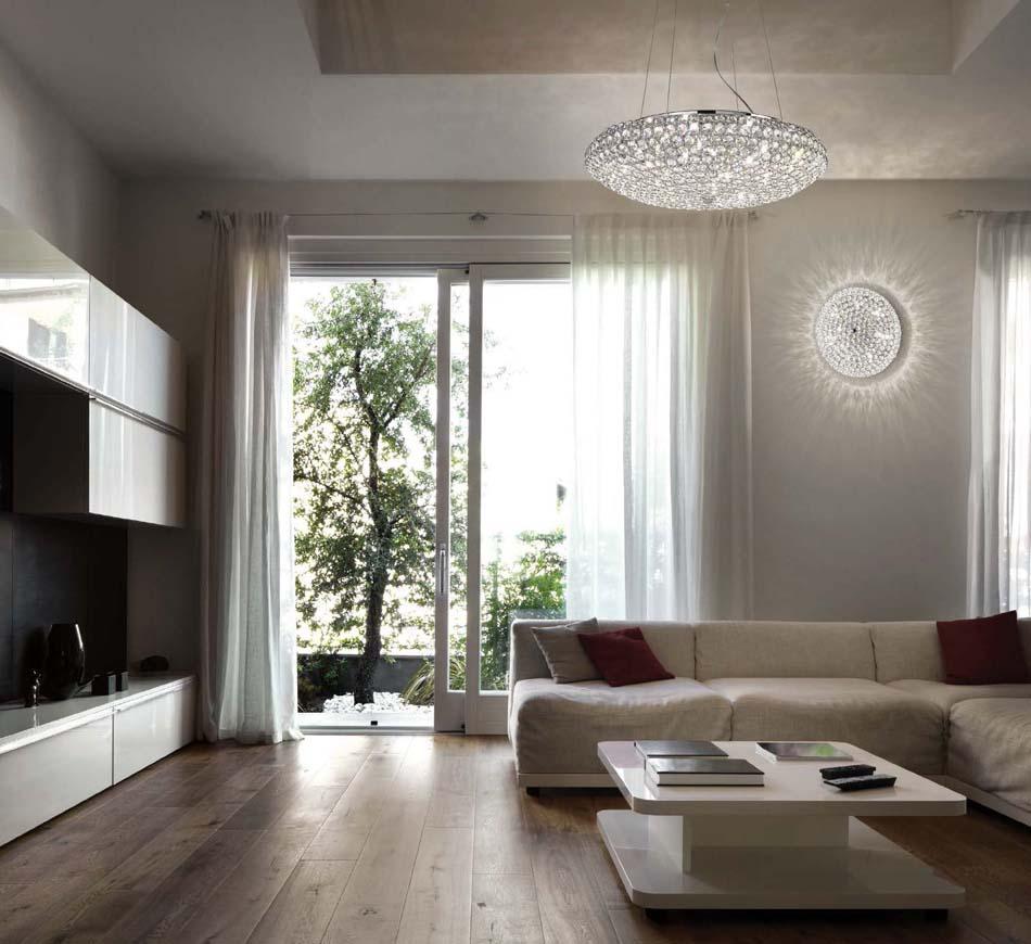 Lampade 37 sospese Ideal Lux King – Toscana Arredamenti