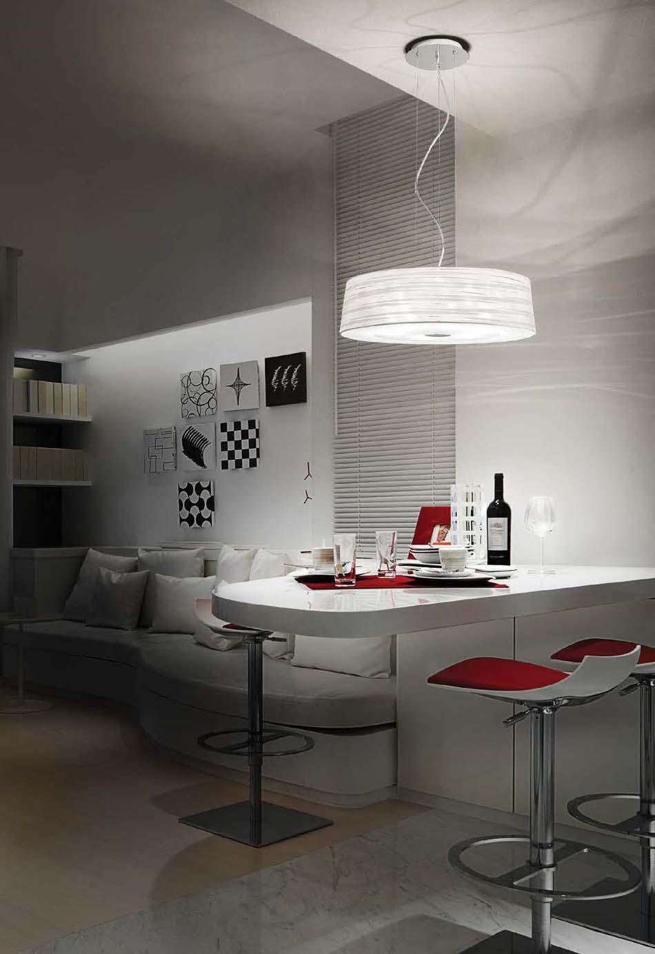 Lampade 39 sospese Ideal Lux Isa – Toscana Arredamenti