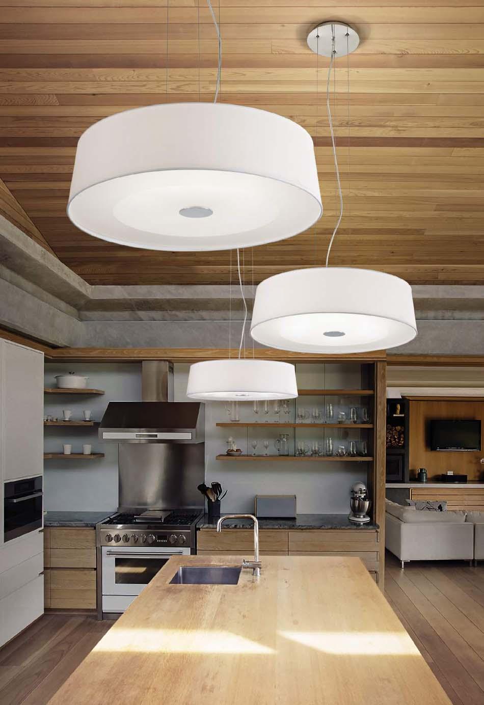 Lampade 40 sospese Ideal Lux Hilton – Toscana Arredamenti