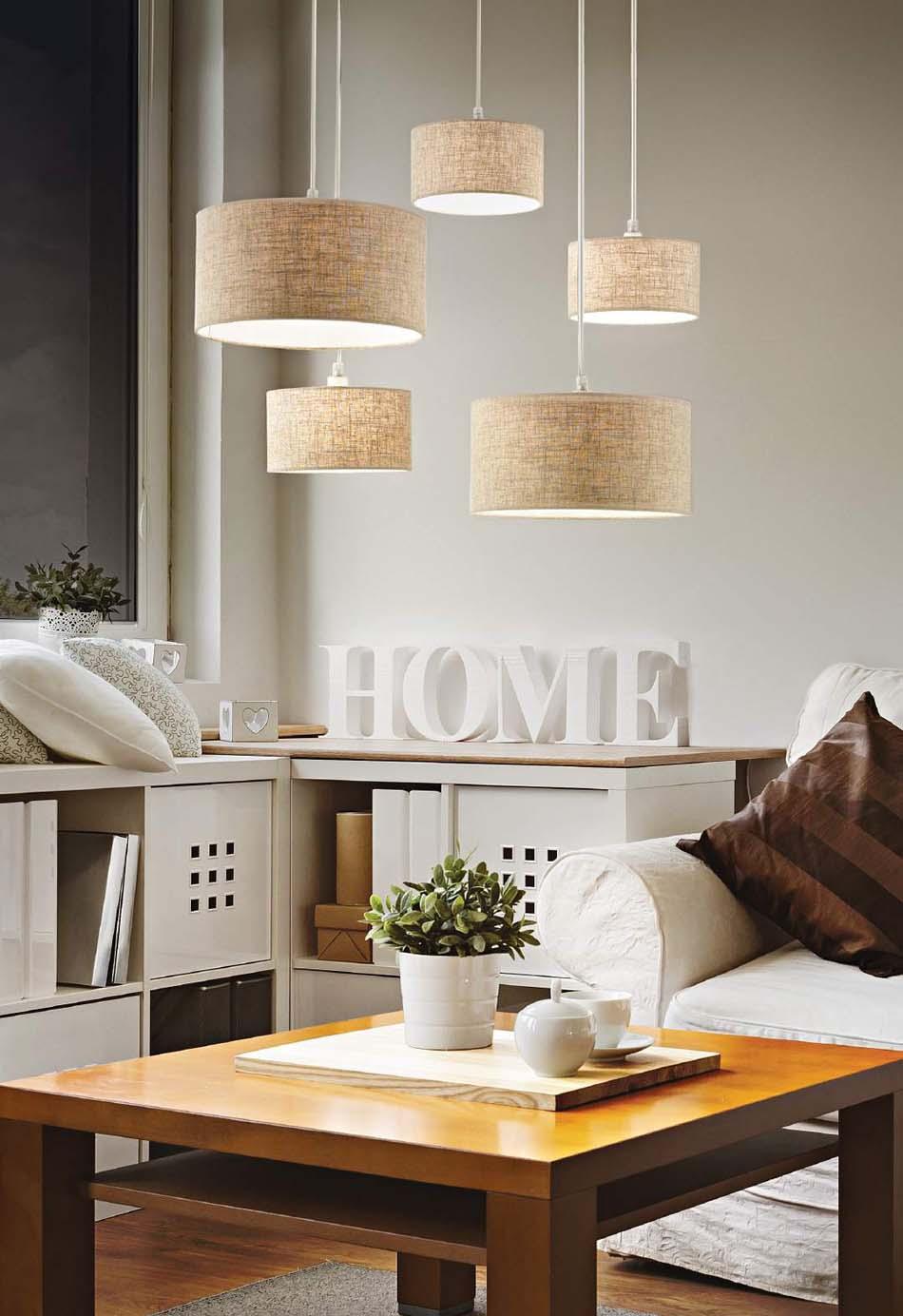 Lampade 43 sospese Ideal Lux Ekos – Toscana Arredamenti