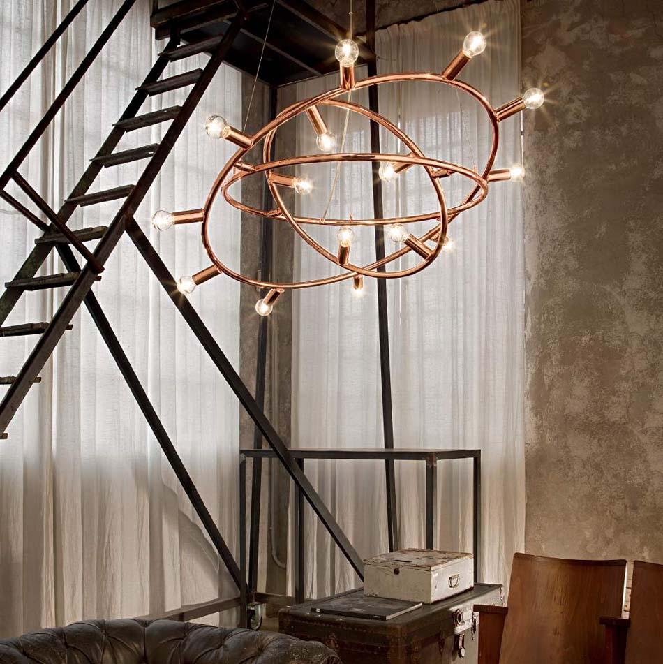 Lampade 46 sospese Ideal Lux Cosmo – Toscana Arredamenti