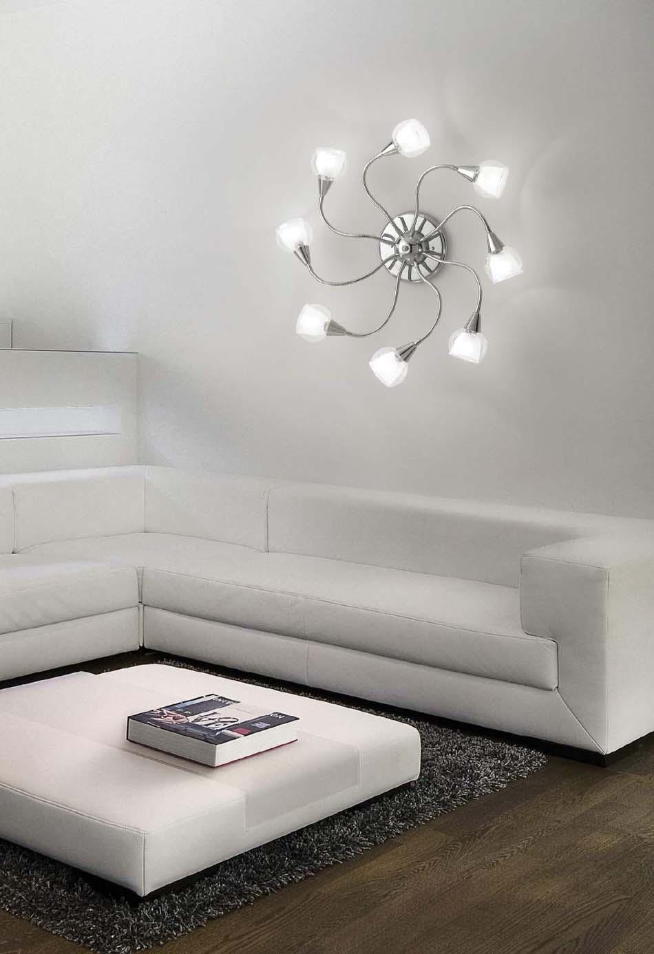 Lampade 47 soffitto parete Ideal Lux Tender – Toscana Arredamenti