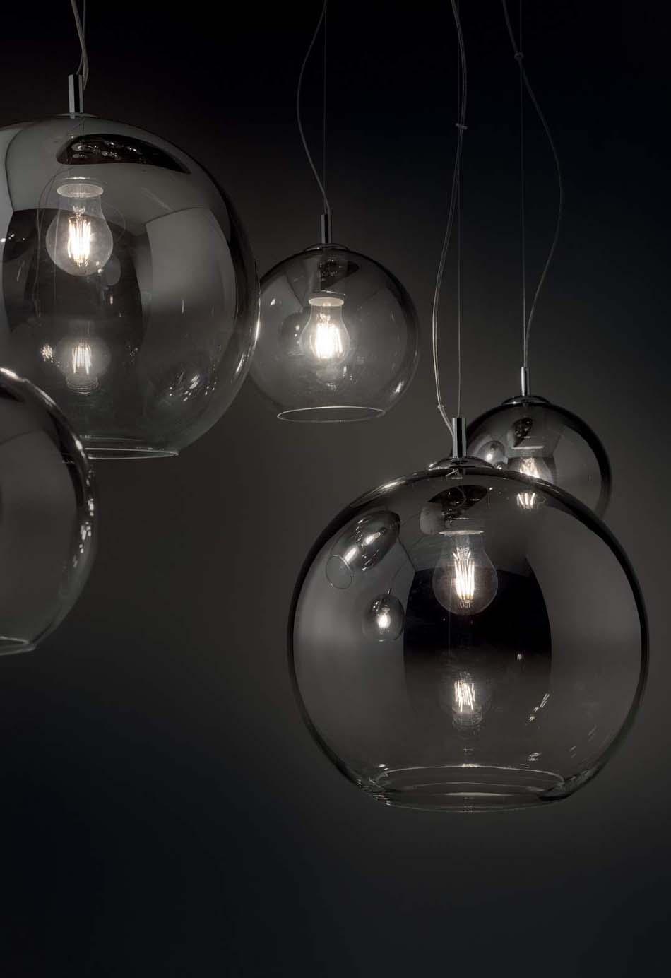 Lampade 48 sospese Ideal Lux Discovery Fade – Toscana Arredamenti