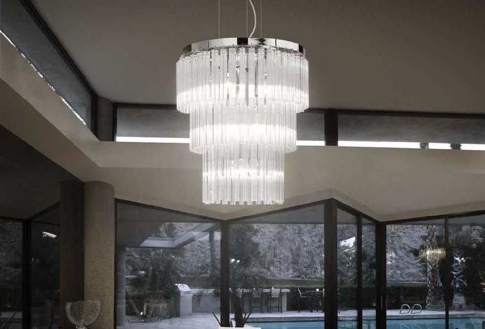 Lampade 48 sospese vintage Ideal Lux Elegant – Toscana Arredamenti