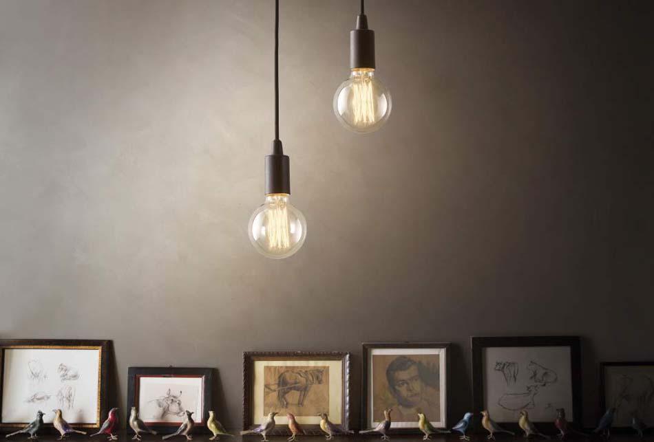 Lampade 49 sospese Ideal Lux Edison – Toscana Arredamenti
