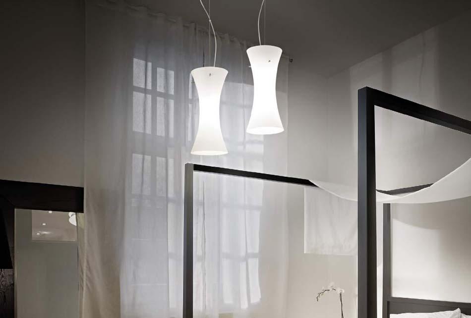 Lampade 50 sospese Ideal Lux Elica – Toscana Arredamenti