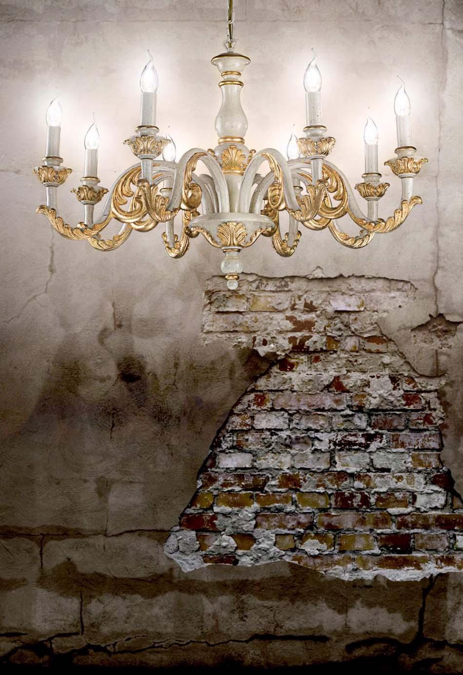 Lampade 53 sospese vintage Ideal Lux Giglio – Toscana Arredamenti