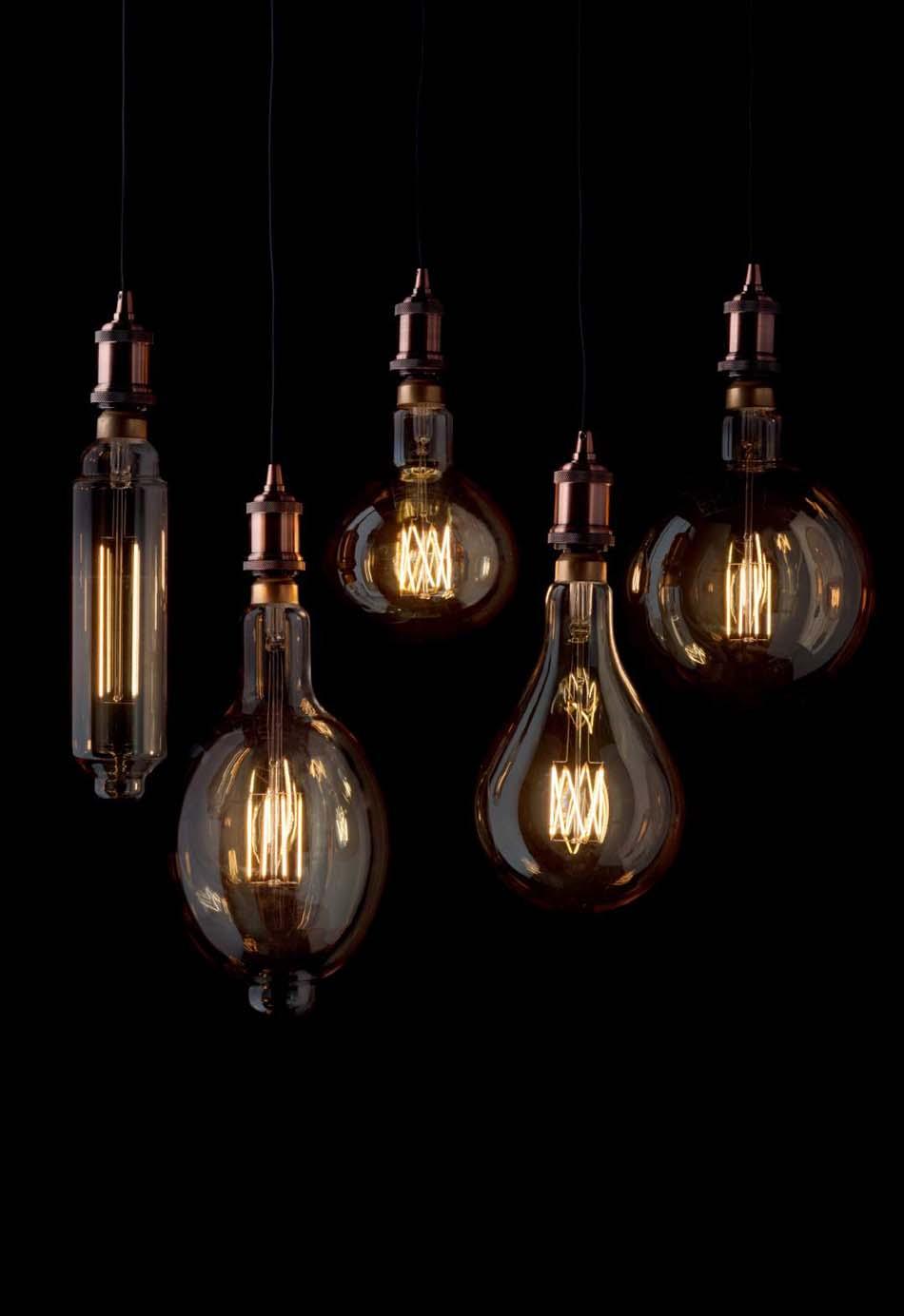 Lampade 54 sospese Ideal Lux LED Vintage xl – Toscana Arredamenti