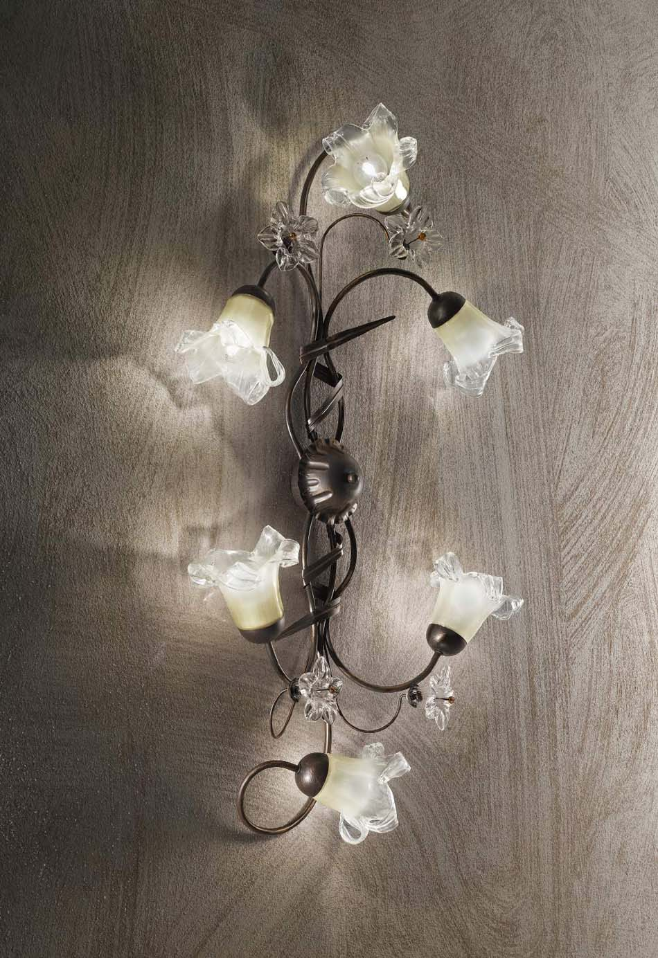 Lampade 56 sospese vintage Ideal Lux Tirol – Toscana Arredamenti