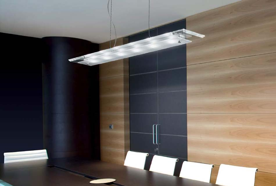 Lampade 66 sospese Ideal Lux Office – Toscana Arredamenti