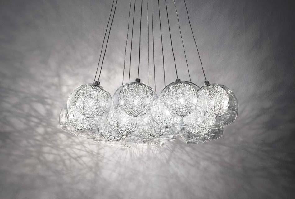 Lampade sospese Ideal Lux Cin Cin – Toscana Arredamenti