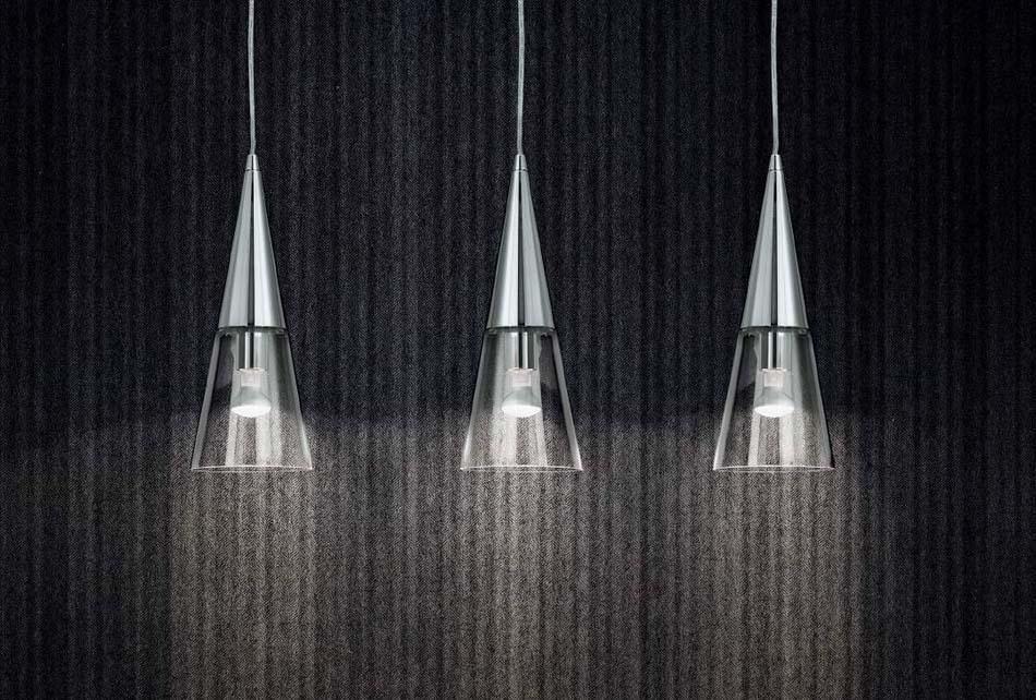 Lampade sospese Ideal Lux Cono – Toscana Arredamenti