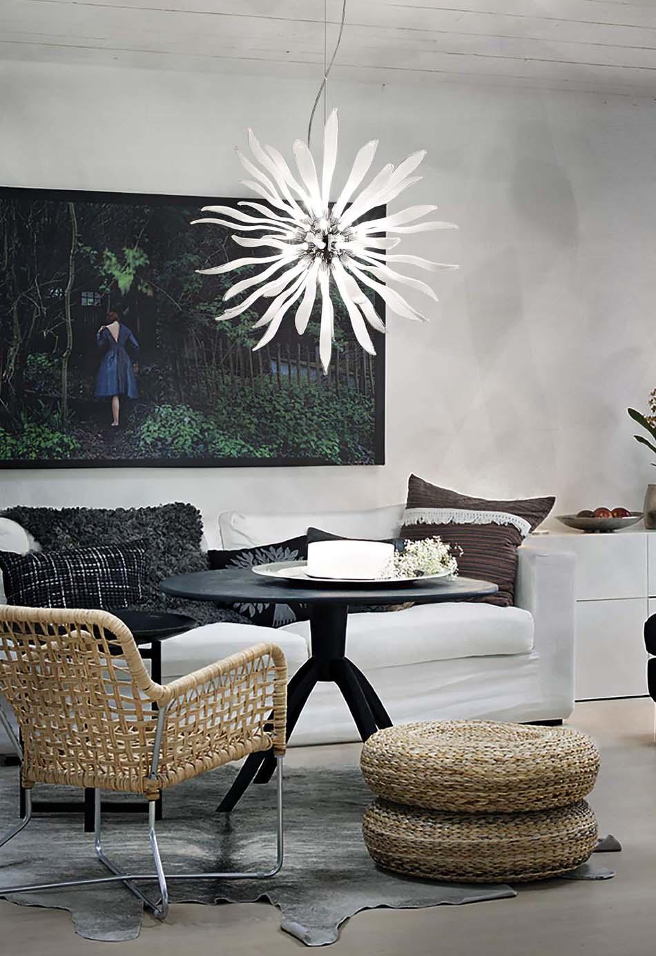 Lampade sospese Ideal Lux Corallo – Toscana Arredamenti
