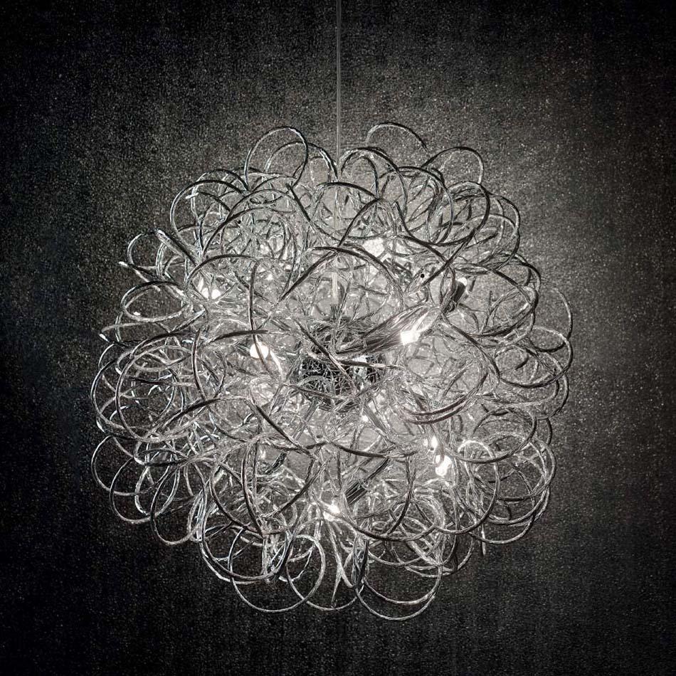 Lampade sospese Ideal Lux Dust – Toscana Arredamenti