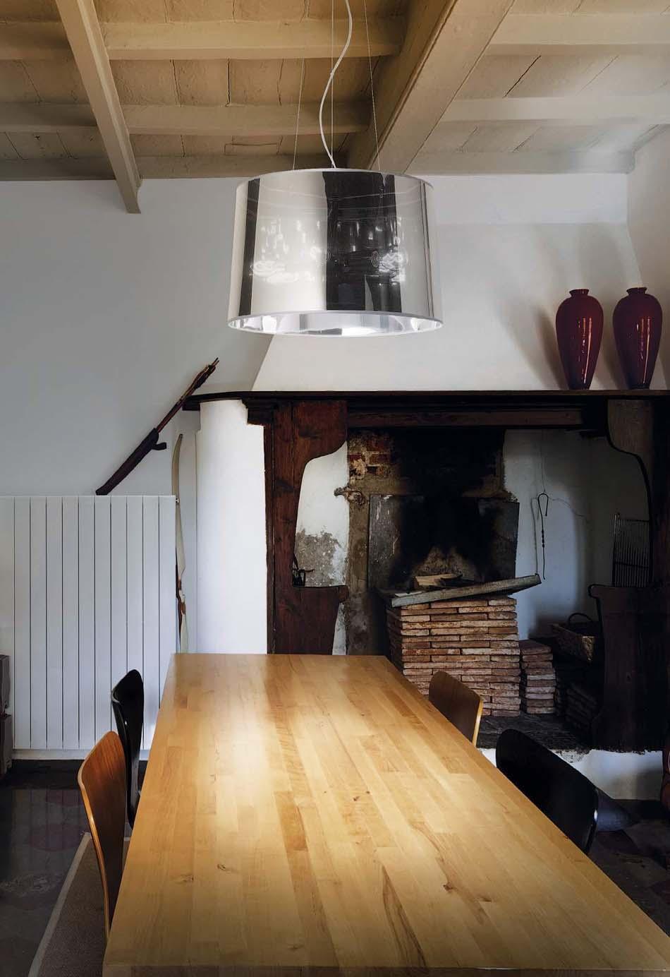 Lampade sospese Ideal Lux London Cromo – Toscana Arredamenti
