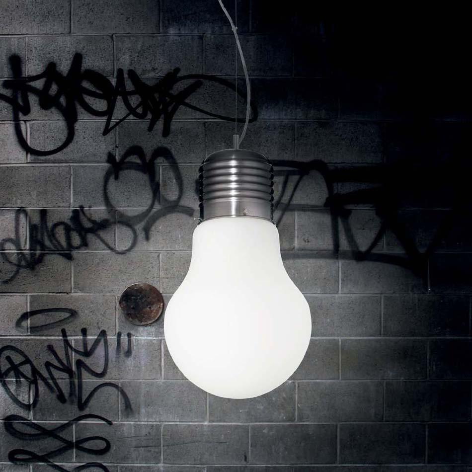 Lampade sospese Ideal Lux Luce Bianco – Toscana Arredamenti