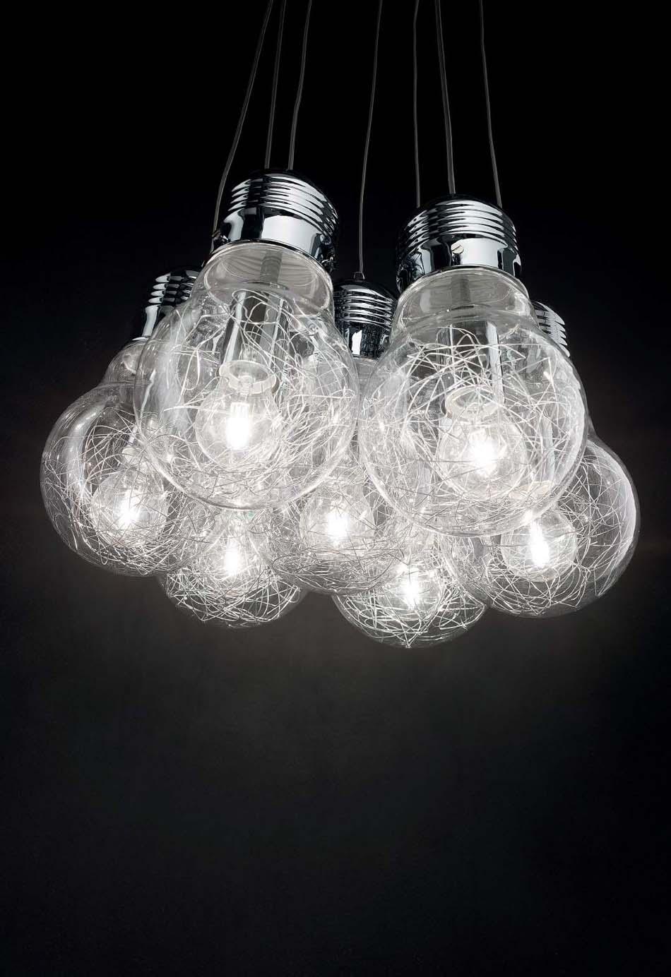 Lampade sospese Ideal Lux Luce Max – Toscana Arredamenti
